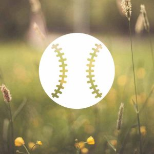 Baseball by Juraj Sedlák from the Noun Project, Photo by Nanda Green on Unsplash