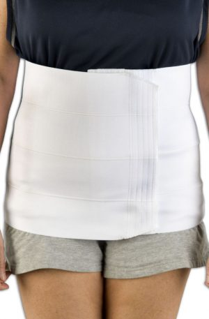 "Abdominal Binder | 12"" Tall 