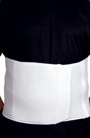 "Kool Web Abdominal Binder | 9"" Tall"