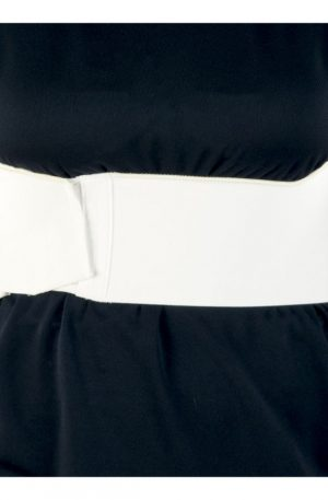 "Womens Rib Belt | 6"" Wide 