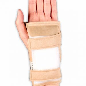 Naugahyde Shock Absorbing Wrist Support | Right or Left Side