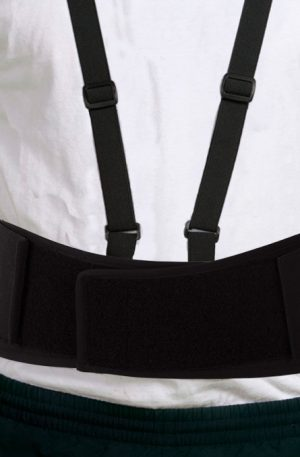 Knit Ergonomics Economy Lifting Back Belt | Suspenders