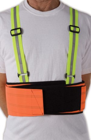 "Ergonomics Lifting Belt | 7"" Tall 