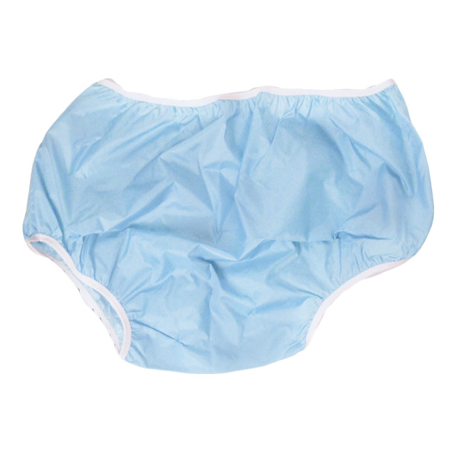 Pull-On Elastic Waist Incontinence Pants