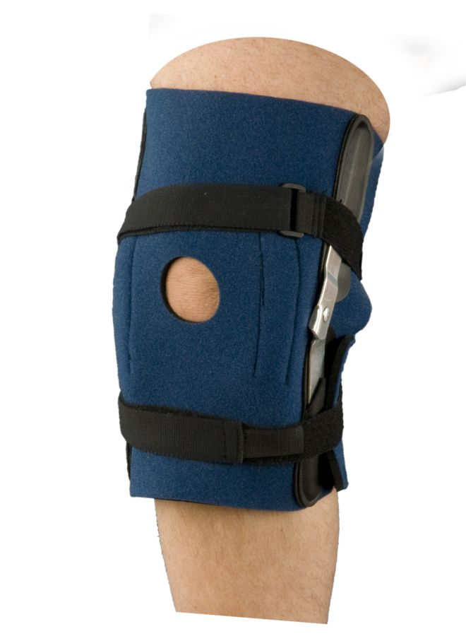 "Pull On Knee Brace | 12"" Neoprene 