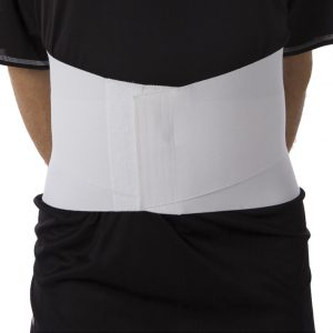 Kool Mesh Back Brace with Stays | Optional Sacro Pad