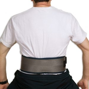 Ergonomics Lifting Back Brace with Optional Suspenders