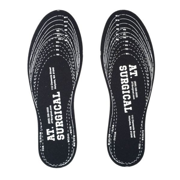 Custom Fit Cushioned Shoe Inserts