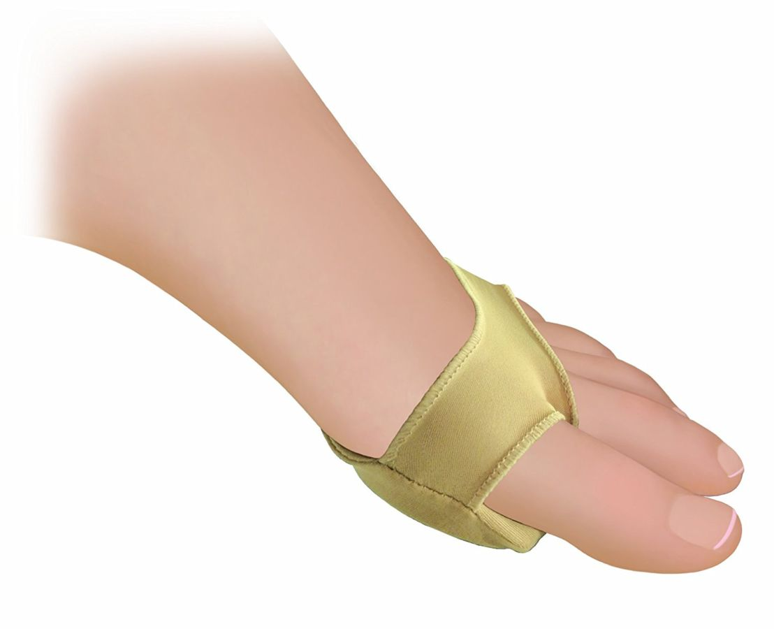 Gel Lined Metatarsal Cushion Sleeves