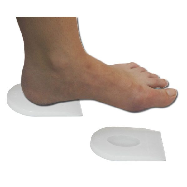 Pure Gel Self Adhesive Comfort Spur Heel Cups