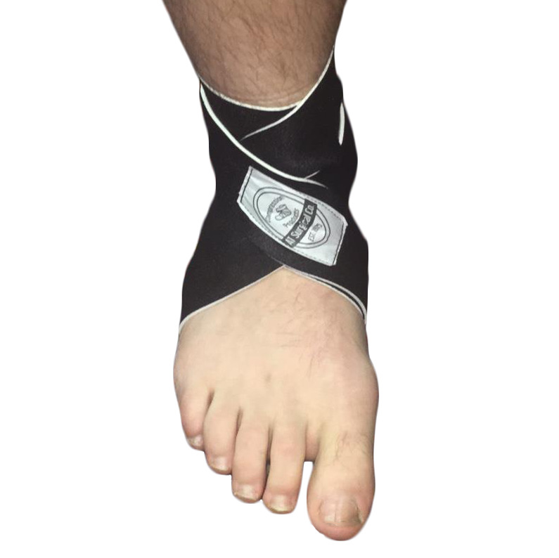 Athletic Injury Compression Wrap