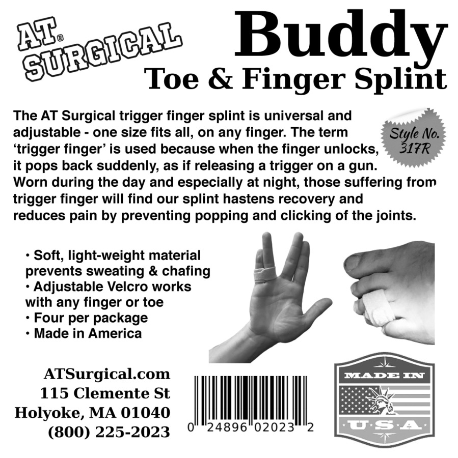 Buddy Toe & Finger Splint