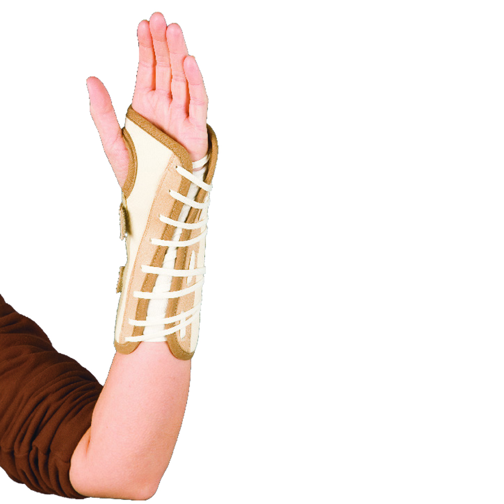 AT Surgical Nylon Beige Lace Wrist Support And Help Relieve Swelling And  Minimize Pain